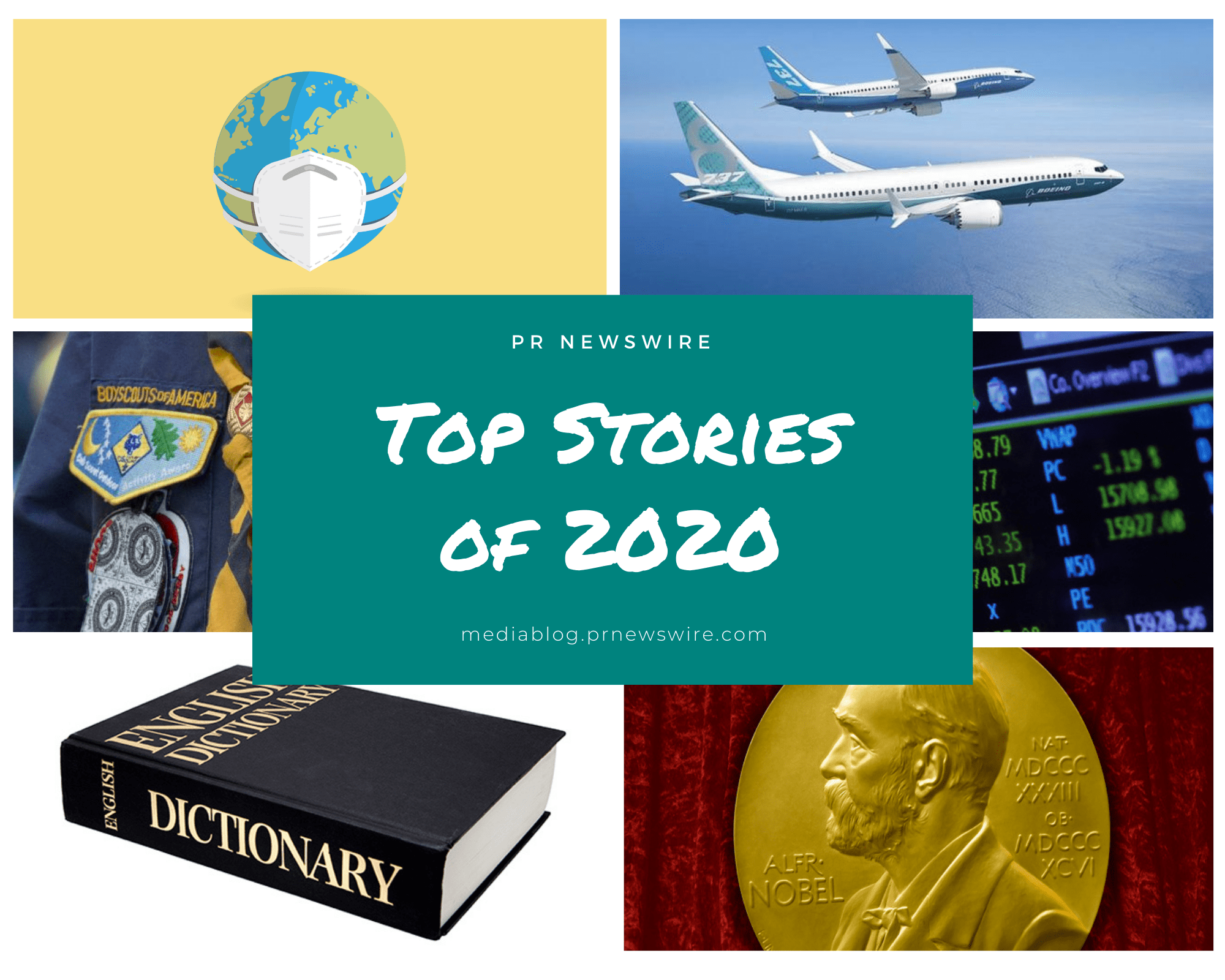 PR Newswire - Top Stories of 2020 - mediablog.prnewswire.com