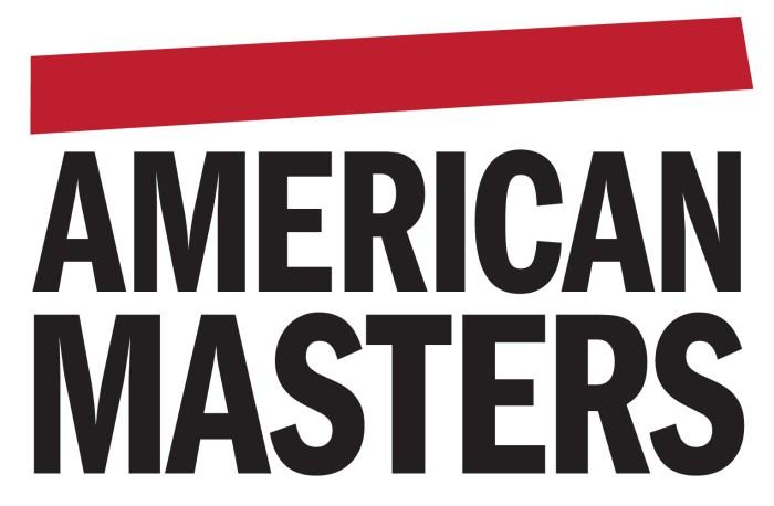 American Masters logo