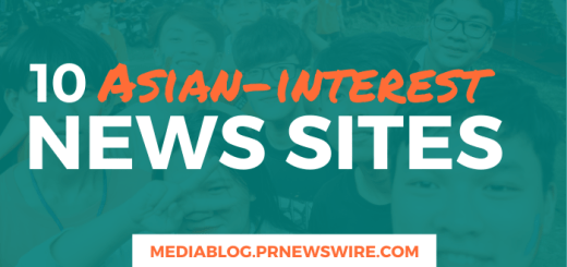 10 Asian Interest News Sites - mediablog.prnewswire.com