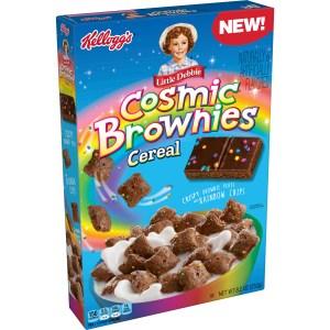 Kellogg's Little Debbie Cosmic Brownies Cereal