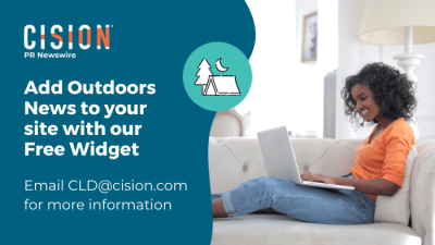 Add Outdoors News to your site with our free widget - email cld@cision.com