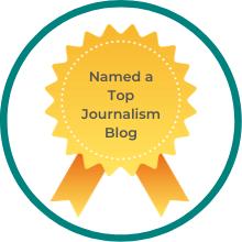 Beyond Bylines Named a Top Journalism Blog