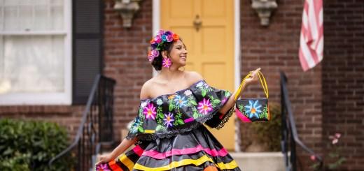 Duck Brand Stuck at Prom Scholarship Contest winner Larissa Leon