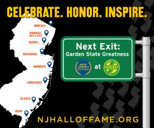 The New Jersey Hall of Fame at Garden State Parkway