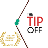 The Tip Off podcast logo