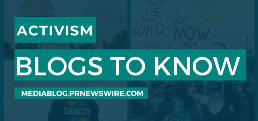 Activism Blogs to Know - mediablog.prnewswire.com