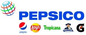 PepsiCo brand logos