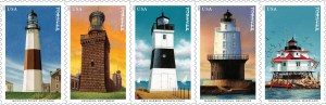 USPS Mid-Atlantic Lighthouse Stamps