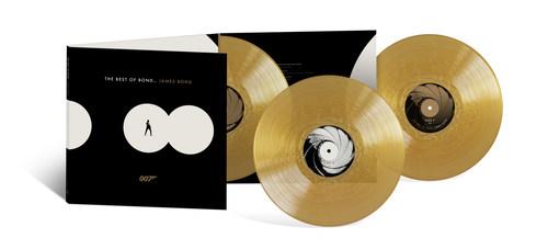 UMe James Bond CDs