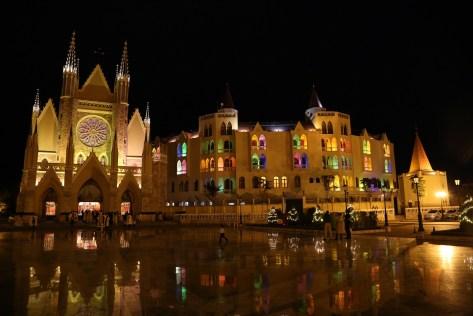 Noite de Natal na Basílica dos Arautos