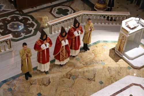 Sexta-feira - Celebração da Paixão do Senhor - Arautos do Evangelho - (2)