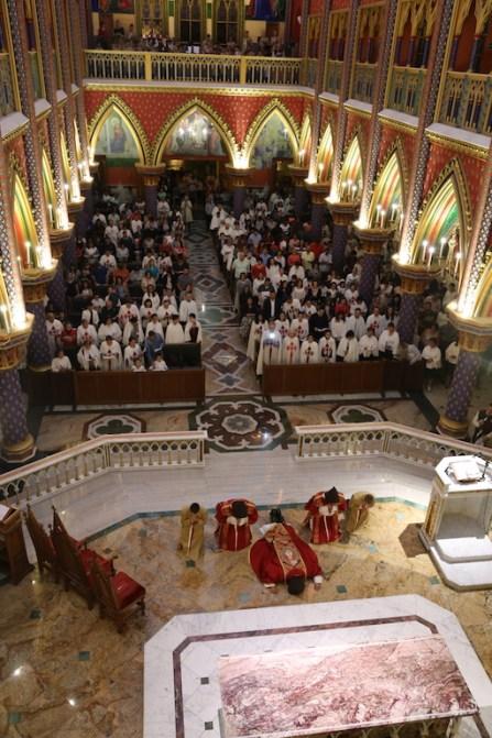 Sexta-feira - Celebração da Paixão do Senhor - Arautos do Evangelho - (3)