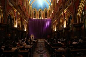 Vigília Pascal - Arautos do Evangelho - Basílica N. Sra. do Rosário de Fátima (2)