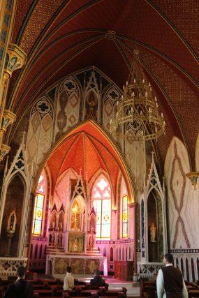Capela do Santíssimo Sacramento Lumen Prophetae