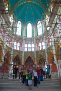 Visita a sede da Granja Viana (2)
