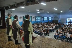 Colégio Estadual Santa Cândida