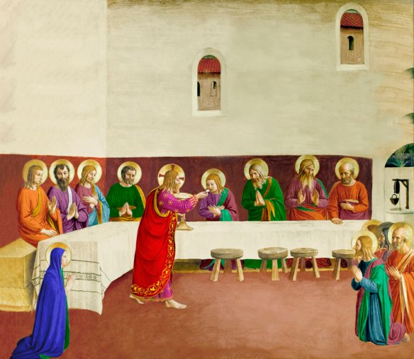 fra angelico - san Marco Museum - firenze, Italy