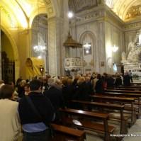 54-50-Inizio della fiaccolata a Quartu Sant Elena a Cagliari, Araldi del Vangelo-003