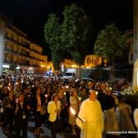 60-59-Fiaccolata con la Madonna di Fatima per le vie di Quartu Sant Elena a Cagliari, Araldi del Vangelo-008