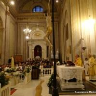 73-71-Solenne Messa di chiusura della missione realizzata dagli Araldi del Vangelo a Quartu Sant Elena (Cagliari)-001