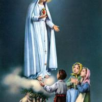 Prima apparizione della Vergine
