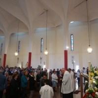 Messa di azione di grazia per il centenario delle apparizioni della Madonna a Fatima a Oriago (VE)-002