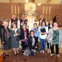 Messa di azione di grazia per il centenario delle apparizioni della Madonna a Fatima a Oriago (VE)-019
