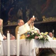 Celebrazione della Madonna del Carmine a Venezia.-005