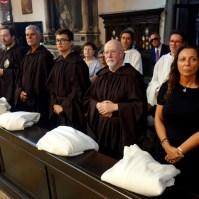 Celebrazione della Madonna del Carmine a Venezia.-010
