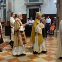 Celebrazione della Madonna del Carmine a Venezia.-012
