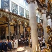 Celebrazione della Madonna del Carmine a Venezia.-015