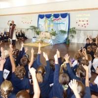Araldi del Vangelo, scuola, La Spezia, Madonna di Fatima-014