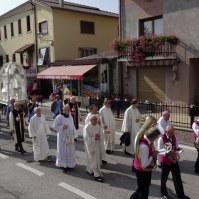 Festa patronale, Rubbio, Maria Bambina, Araldi del Vangelo, Italia-004