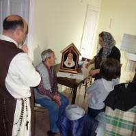 Madonna di Fatima, Pellegrina, Araldi del Vangelo, Parrocchia Santa Maria Assunta, Montemurro (PZ)-015