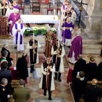 Commemorazione dei Fedeli Defunti a Venezia con il Patriarca Francesco Moraglia, Araldi del Vangelo-022