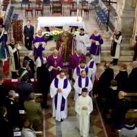 Commemorazione dei Fedeli Defunti a Venezia con il Patriarca Francesco Moraglia, Araldi del Vangelo-023