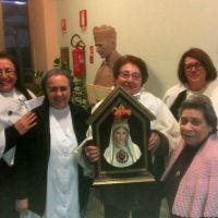 I collaboratori degli Araldi del Vangelo in azione - Messina