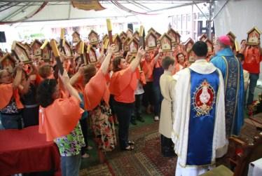 Benção dos Oratórios