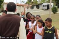 Visita para assistir o Presépio 1
