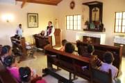 Visita para assistir o Presépio 4