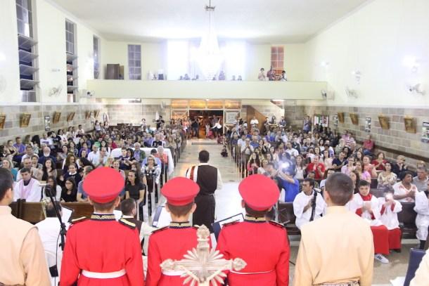 Cantata Igreja São Geraldo2