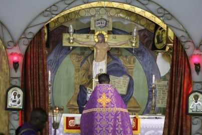 Cantata Igreja São Jorge Melquita1