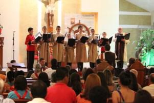 Missa e Cantata Igreja de São Pedro15
