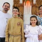 Batismo e Primeira Comunhão moças103