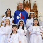 Batismo e Primeira Comunhão moças60