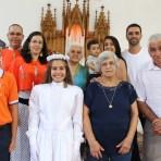 Batismo e Primeira Comunhão moças78