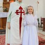 Batismo e Primeira Comunhão moças85