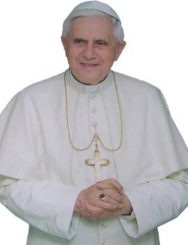 Papa Bento XVI - bela foto