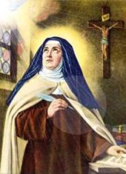 Santa Teresa d'Ávila