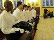 Arautos e seminaristas (1)